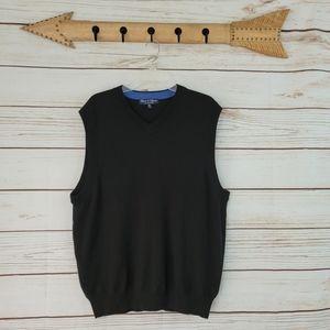 Davis & Squire | Extra Fine Merino Wool Vest